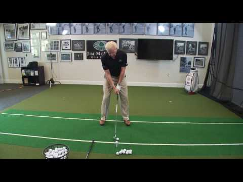 The Weight Shift in Golf Swing