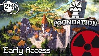 Foundation - #24: Das Kloster steht! ☢ [Lets Play-Deutsch]