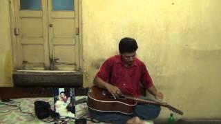 Jeene Laga Hoon Instrumental ElectricHawaiianSteelGuitar By Pramit Das Atif Aslam Shreya Ghosal