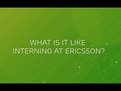 Interview with Ericsson Interns