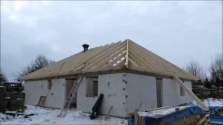 Четырехскатная вальмовая крыша(Подробнее на http://ihoum.ru/chetyrexskatnaya-valmovaya-krysha/, 2014-10-11T23:19:58.000Z)
