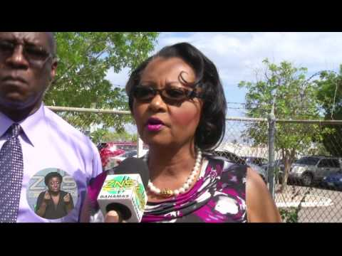 NATIONAL FLOWER PLANTED ON ZNS GROUNDS