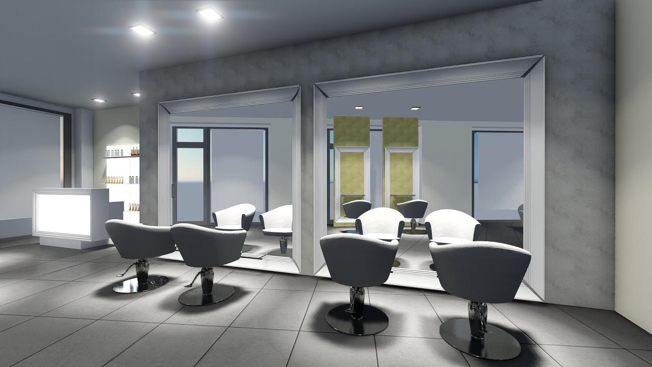arredamento parrucchieri akorj progetto restyling salone