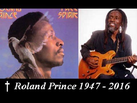 Roland Prince Dead at age 69 jazz guitarist Dies