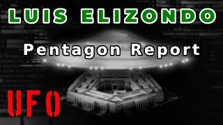 Interview: Luis Elizondo on the Pentagon UFO report