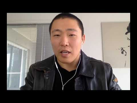 Online Dating Live QnA With D.Shen
