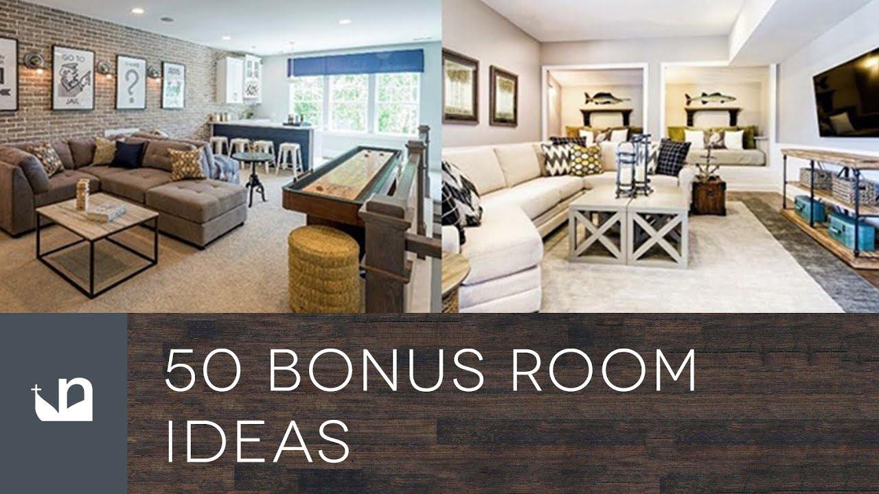 50 Bonus Room Ideas Youtube