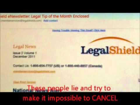 Legal Shield-Prepaid Legal-Sucks - YouTube