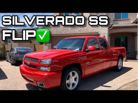 How I Sold My Silverado SS For Profit (Explained)