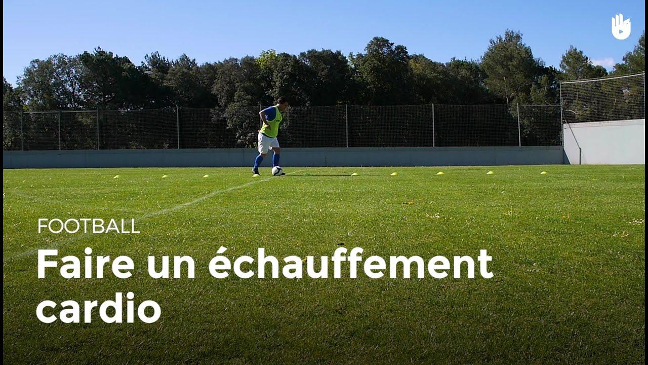 Preparation Physique Exercices D Echauffement Cardio Football