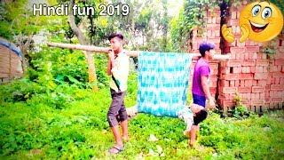 #atm#Hindi_fun#indian_fun Indian New funny  video😆_😅Hindi Comedy videos 2019-Epised-09-Indian