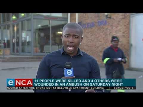 Another taxi boss killed in Gauteng