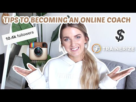 HOW TO START AN ONLINE BUSINESS AS A PERSONAL TRAINER