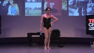Memoir of a drag queen | Jeremy Grimins | TEDxChemungRiver