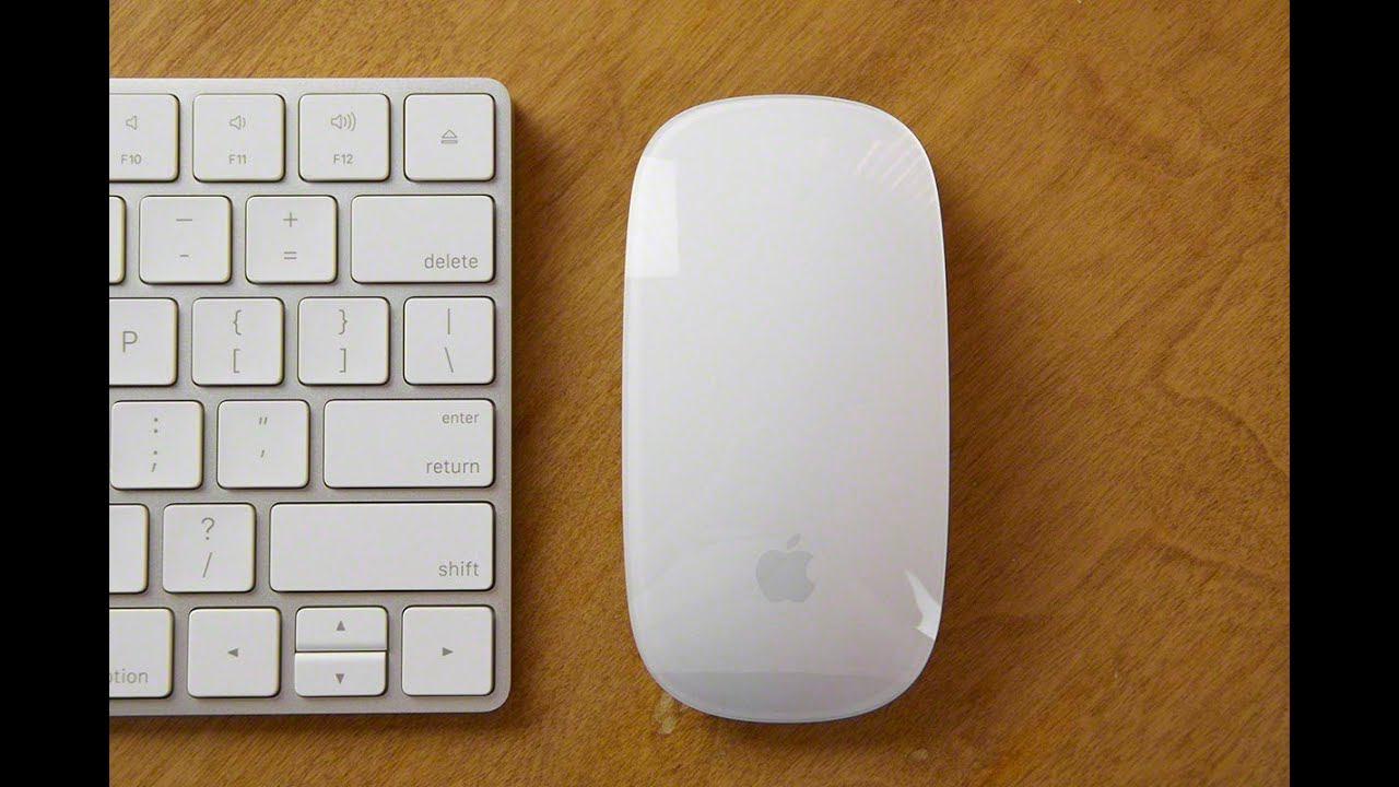 Apple Magic Mouse 2 And Magic Keyboard 2 How To Check Percentage