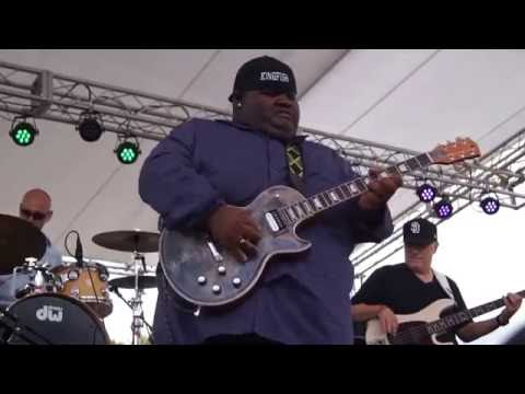 """Hey Joe~"" Christone ""Kingfish"" Ingram @ 2016 Winthrop Rhythm & Blues Festival 9302"