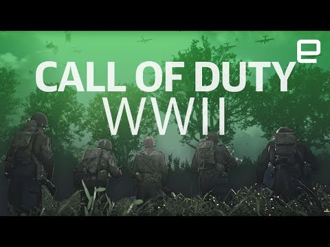Call of Duty WWII | First Look | E3 2017