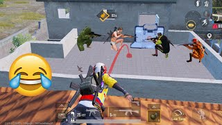 New Trolling Of Cขte Noobs 😜🤣   PUBG MOBILE FUNNY MOMENTS