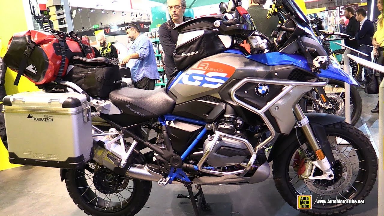 2018 bmw r1200gs rallye touratech customized walkaround. Black Bedroom Furniture Sets. Home Design Ideas