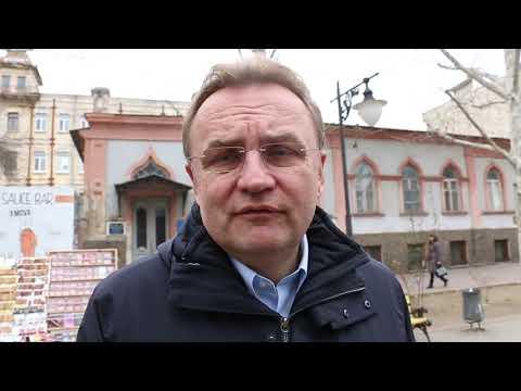 Сергей Никитенко: Андрей Садовой отвечает на вопросы в Херсоне