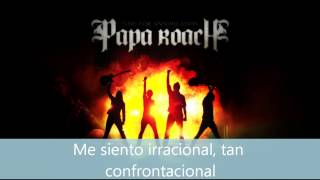Getting Away With Murder Papa Roach Traducida