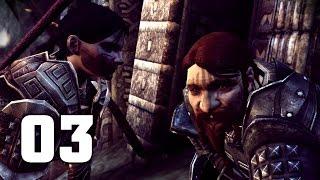 Прохождение Dragon Age: Origins Awakening ep. 03 Кэл Хирол