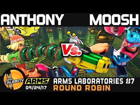 ARMS LAB #7 | αnthony (Min Min) vs BCe|Moosh_Da_Moosh (Spring Man, Twintelle) - Round Robin
