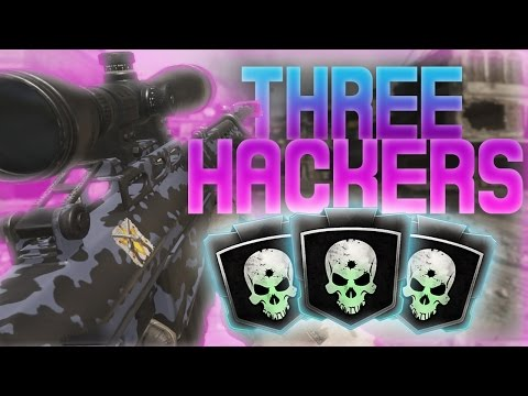 3 HACKERS IN ONE GAME....
