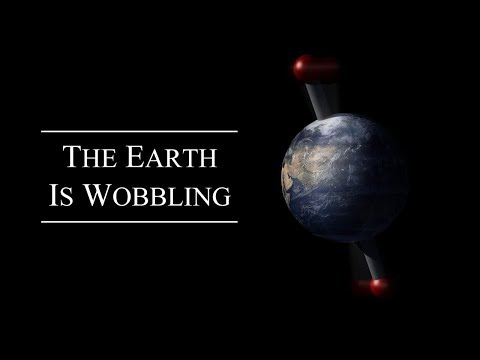 Earth Wobble Increases-North Star is Shifting-Giant Fissures Split the Earth Open