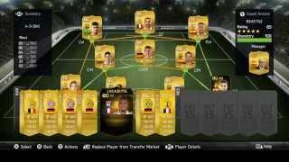 The BEST Team in Fifa! #2 - Liga BBVA - Fifa 15 Ultimate Team Thumbnail
