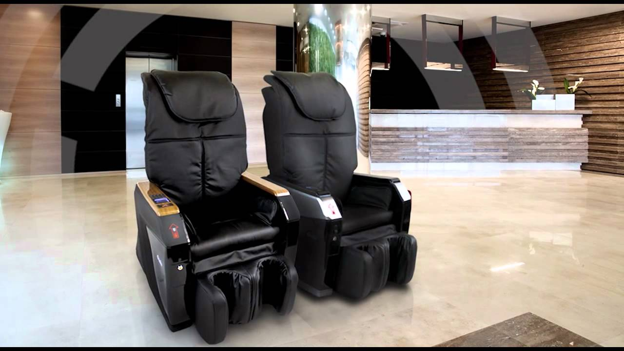 Osaki Vending Massage Chair  YouTube