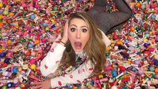I Put THOUSANDS of LIP BALMS In My Bedroom...