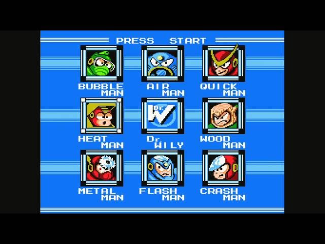 Mega Man Legacy Collection (видео)