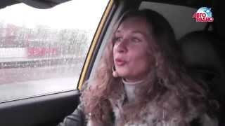 Наталья Ищенко показала CARениной олимпийское авто
