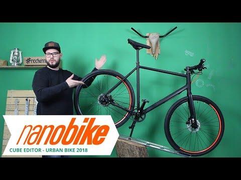 Cube Urban cube editor 2018 urban bike | review - youtube
