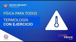 Termología CON EJERCICIOS | CuapaProfe