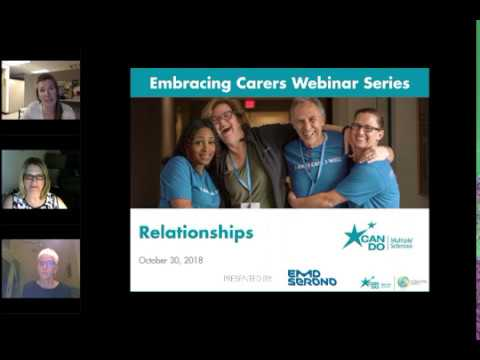 Embracing Carers Series: Relationships and Building Satisfying Partnerships