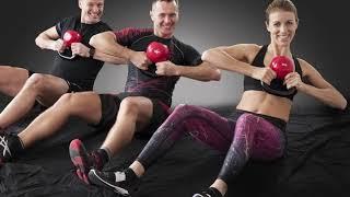 Музыка для фитнеса (музыка для тренировок)