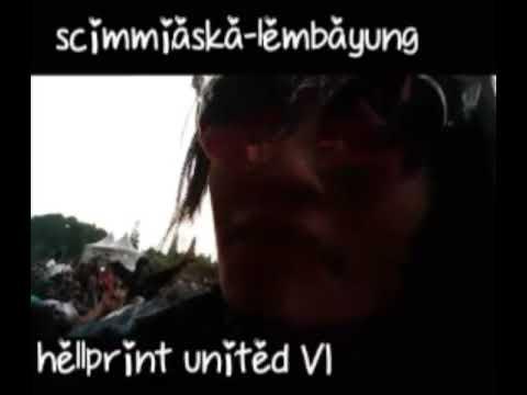 Hellprint united VI - scimmiaska lembayung