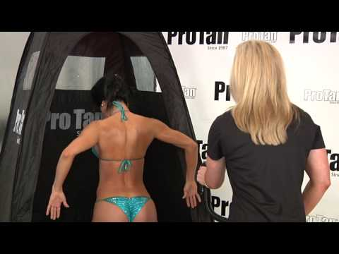 How To Properly Apply Pro Tan® Spray Tan