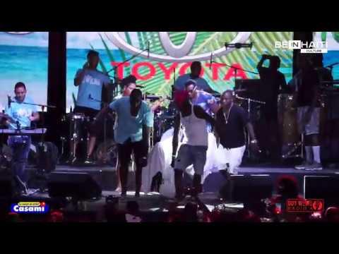 Sumfest 2018 Tony Mix Live Performance 29 Juillet 2018 Youtube