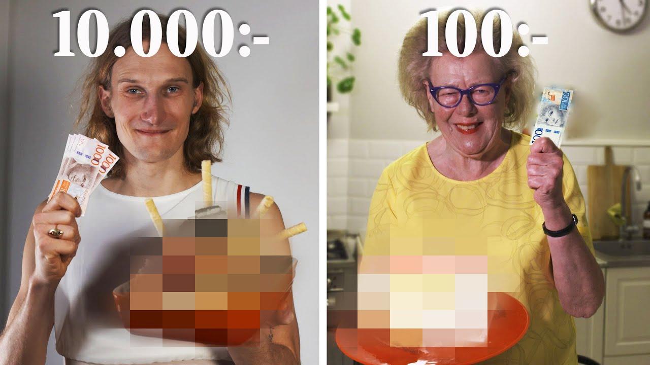 Download Amatör får 10.000, proffs 100 – vem gör godast tårta?