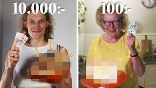 Amatör får 10.000, proffs 100 – vem gör godast tårta?
