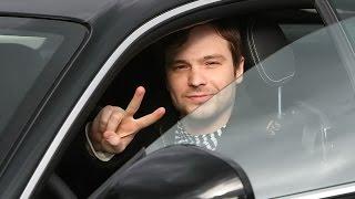 Алексей Чадов похвастался роскошным авто