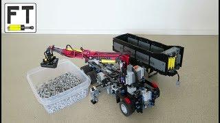 LEGO Technic MAN Tgs 6x4: work in progress (MOC)