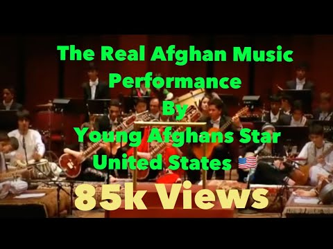 THE REAL AFGHAN MUSIC PERFORMANCE BY YOUNG AFGHANS STAR