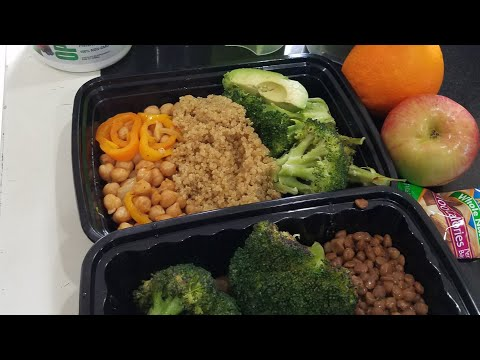 30 minute Meal Prep | Vegan Transition