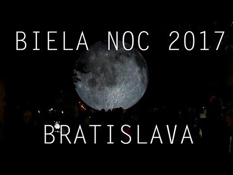Biela noc 2017 Bratislava
