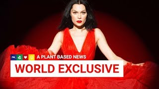 World Exclusive: Jessie J opens up about her Vegan Lifestyle