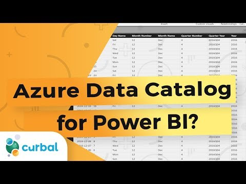 Can the Azure Data Catalog be used to document and consume
